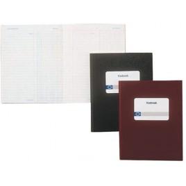 Doorschrijfkasboek Atlanta 2541401200 A4 50x2vel met BTW