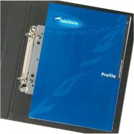 Opbergstrip 3L 8802-50 Filestrip 125mm 2-rings