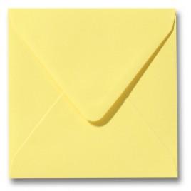 Envelop Roma 14 x 14 cm - 50 stuks - Zachtgeel