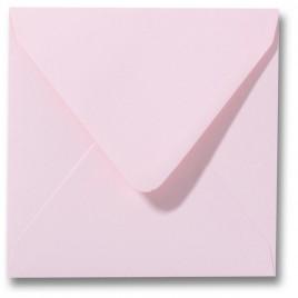 Envelop Roma 14 x 14 cm - 50 stuks - Donkerrood