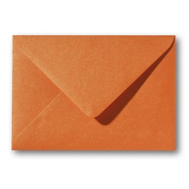 Envelop - Roma - 15,6 x 22 cm - 50 stuks - Metallic Zwart