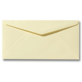 Envelop Roma 11 x 22 cm - 50 stuks - Abrikoos