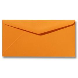 Envelop Roma 11 x 22 cm - 50 stuks - Goudgeel