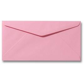 Envelop Roma 11 x 22 cm - 50 stuks - Lichtroze