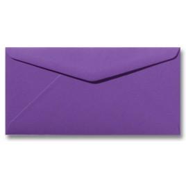Envelop Roma 11 x 22 cm - 50 stuks - Knalroze