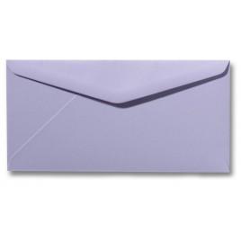 Envelop Roma 11 x 22 cm - 50 stuks - Paars