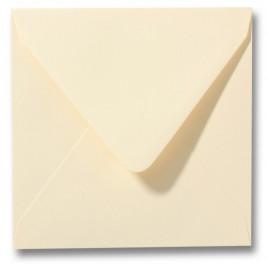 Envelop Roma 16 x 16 cm - 50 stuks - Ivoor