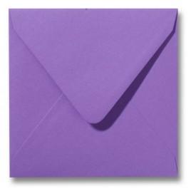 Envelop Roma 16 x 16 cm - 50 stuks - Knalrose