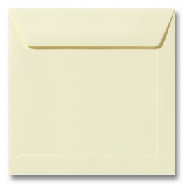 Envelop Roma 22 x 22 cm - 50 stuks - Abrikoos