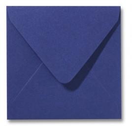 Envelop Roma 16 x 16 cm - 50 stuks - Metallic Blauw
