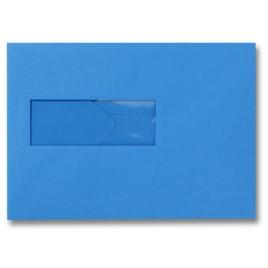 Envelop - 156 x 220 - Venster Links - Zachtblauw