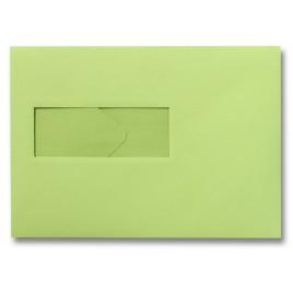 Envelop - 156 x 220 - Venster Links - Kanariegeel