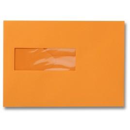 Envelop - 156 x 220 - Venster Links - Goudgeel