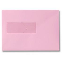 Envelop - 156 x 220 - Venster Links - Lichtrose