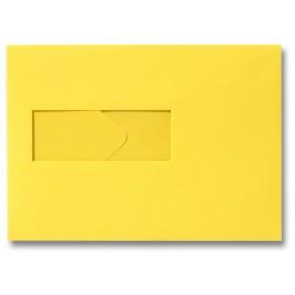 Envelop - 156 x 220 - Venster Links - Lentegroen