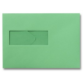 Envelop - 156 x 220 - Venster Links - Boterbloemgeel