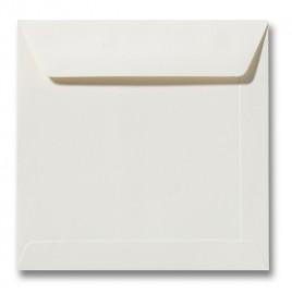 Envelop - Roma - 17 x 17 cm - 50 stuks - Ivoor