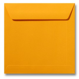 Envelop - Roma - 17 x 17 cm - 50 stuks - Boterbloemgeel