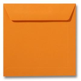 Envelop - Roma - 17 x 17 cm - 50 stuks - Goudgeel