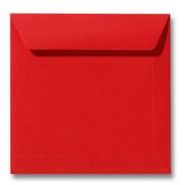 Envelop - Roma - 17 x 17 cm - 50 stuks - Donkeroranje
