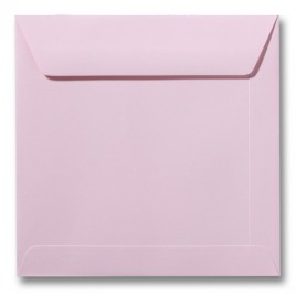 Envelop - Roma - 17 x 17 cm - 50 stuks - Donkerrood