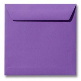 Envelop - Roma - 17 x 17 cm - 50 stuks - Knalrose