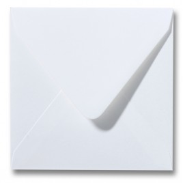 Envelop Roma 12 x 12 cm - 50 stuks - Wit