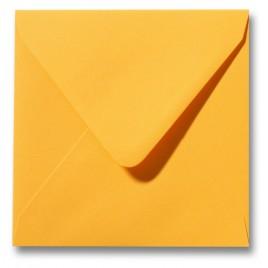 Envelop Roma 12 x 12 cm - 50 stuks - Boterbloemgeel