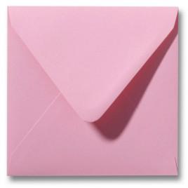 Envelop Roma 12 x 12 cm - 50 stuks - Lichtrose