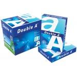 """Pallet -Double A """"PREMIUM"""" - 80 G/M2 - A4 - 500 vel - 165 CIE"""