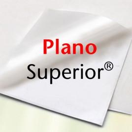 PlanoSuperior Self Adhesive, A4, Met splitten, Permanent - 250 st.