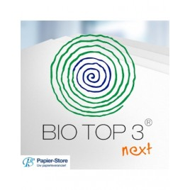 Biotop enveloppen - 13,5 x 17 cm - 120 g/m2 - Puntklep - gegomd