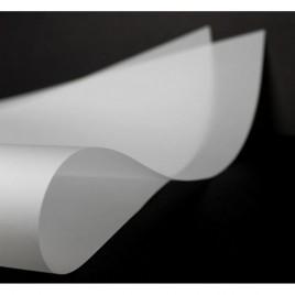 Cromatic - Kalkpapier voorzien van een vouwlijn - 90 g/m2 - A4 - Transwhite