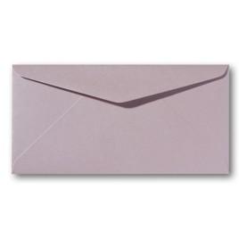 Envelop Metallic - 11 x 22 cm - 50 stuks - Metallic Caramel