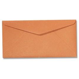 Envelop Metallic - 11 x 22 cm - 50 stuks - Metallic Gold