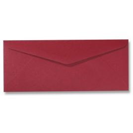 Envelop Metallic - 11 x 22 cm - 50 stuks - Metallic Rossa