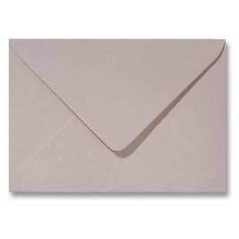 Envelop Metallic  - 11 x 15,6 cm - 50 stuks - Metallic  Ivoor