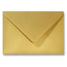 Envelop Metallic  - 11 x 15,6 cm - 50 stuks - Metallic  Rose