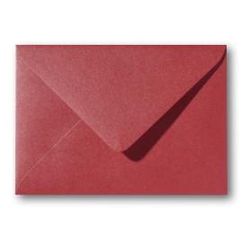 Envelop Metallic  - 11 x 15,6 cm - 50 stuks - Metallic  Orange