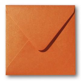 Envelop Metallic - 16 x 16 cm - 50 stuks - Metallic Gold