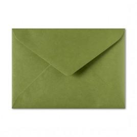 Envelop - Roma - 12 x 18  cm - 50 stuks - Metallic  Green
