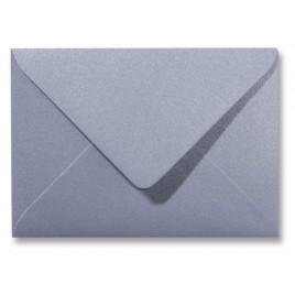 Envelop - Roma - 12 x 18  cm - 50 stuks - Metallic  Platinum