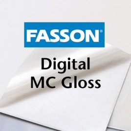 Fasson DI MC Gloss, SRA3+, Crack-Back Plus, Permanent, FSC - 250 stuks
