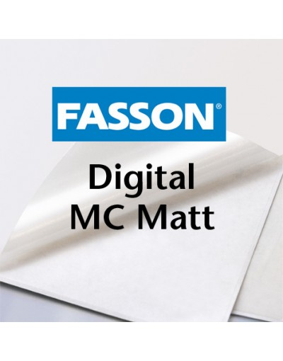 Fasson DI MC Gloss, SRA3+, Crack-Back Plus, Permanent, FSC - 250 stuks