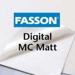 Fasson DI MC Matt, SRA3+, Crack-Back Plus, Permanent, FSC - 250 stuks