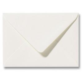 Fiore enveloppen - 11 x 15,6  cm - 120 g/m2 - gebroken wit