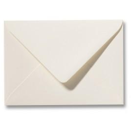 Fiore enveloppen - 11 x 15,6  cm - 120 g/m2 - ivoor