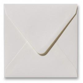 Fiore enveloppen - 16 x 16 cm - 120 g/m2 - wit