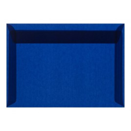 Transparant  - Lichtblauw - striplock 11,4 x 16,2 cm -  pak 50 st.