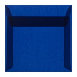 Transparant  - Lichtblauw - striplock 22x 22 cm -  pak 50 st.